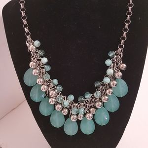 Paparazzi Statement Necklace and Earrings New